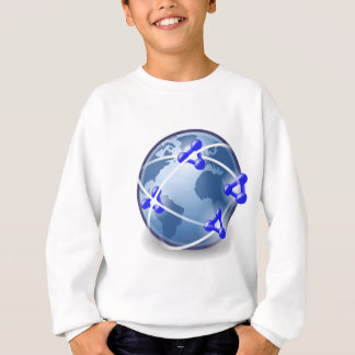 World Social Network Sweatshirt
