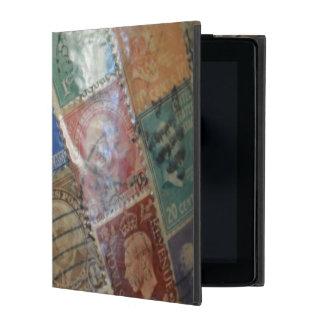 World Stamps iPad Air Case w/ No Kickstand