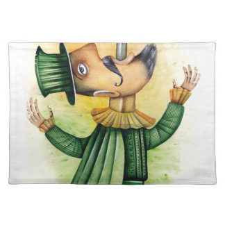 World Sword Swallower's Day - Appreciation Day Placemat