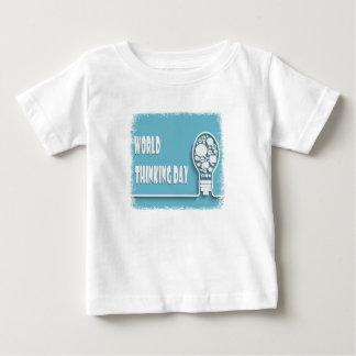 World Thinking Day - Appreciation Day Baby T-Shirt