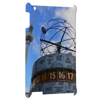 World time Clock, Alex, Berlin iPad Cases