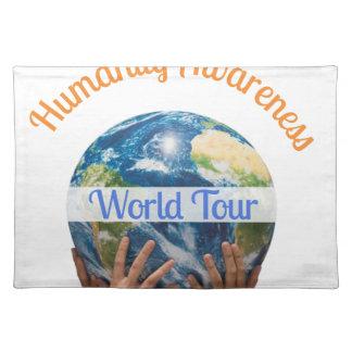 World Tour Placemat