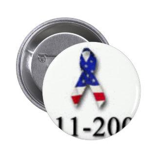 WORLD TRADE CENTER 9-11 DESIGN PINS