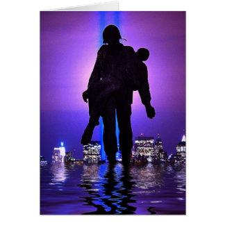 World Trade Center Tribute in Light Card