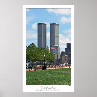 World Trade Centre Poster