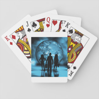 World Trading Playing Cards
