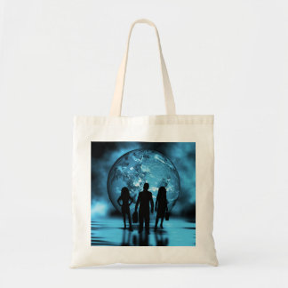 World Trading Tote Bag