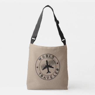 World Traveler Crossbody Bag