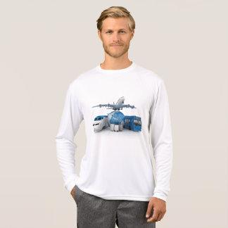 World Traveler for Men T-Shirt