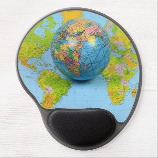 World Traveler Gel Mousepad
