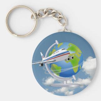 World Traveler Key Chains