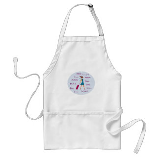 World Traveler Standard Apron