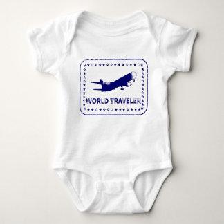 World Traveler Tee Shirts