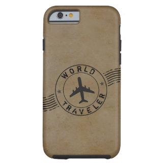 World Traveler Tough iPhone 6 Case