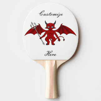 World Traveler Vintage Map Thunder_Cove Ping Pong Paddle