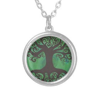 World Tree of Life Yggdrasil Necklace