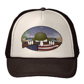 World War 2 Kilroy Hat
