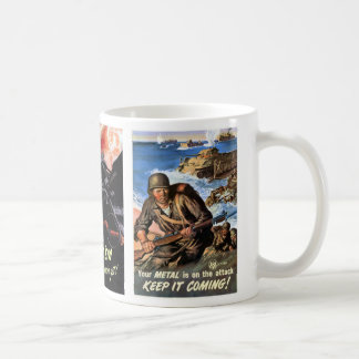 World War 2 Posters #1 Coffee Mug