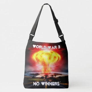 World War 3 No Winners Crossbody Bag