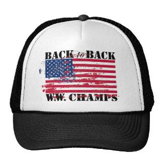 World War Champions Cap