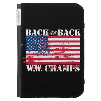 World War Champions Kindle Cover