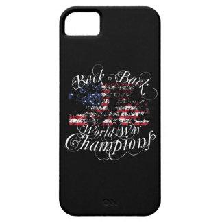 World War Champions iPhone 5 Cases