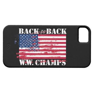 World War Champions iPhone 5 Cover