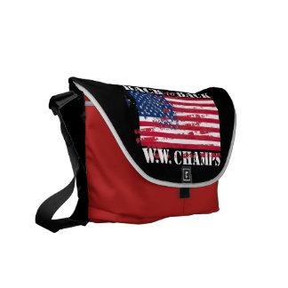 World War Champions Courier Bag
