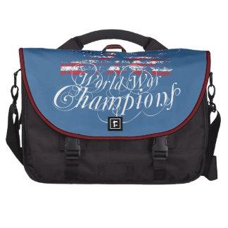 World War Champions Laptop Bag