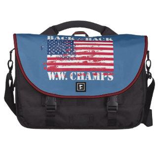 World War Champions Laptop Shoulder Bag