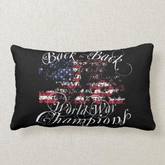 World War Champions Lumbar Pillow