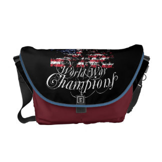 World War Champions Messenger Bag