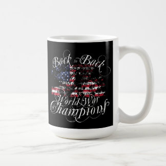 World War Champions Coffee Mugs