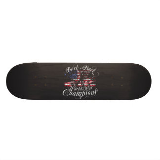 World War Champions Skate Board Deck