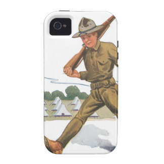 World War I Case-Mate iPhone 4 Case