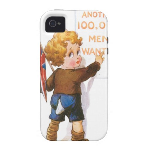 World War I iPhone 4/4S Cases