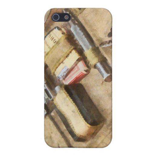 World War I Shaving Kit iPhone 5 Cover