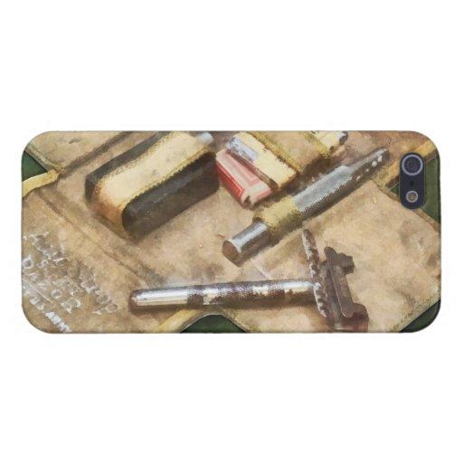 World War I Shaving Kit Cover For iPhone 5
