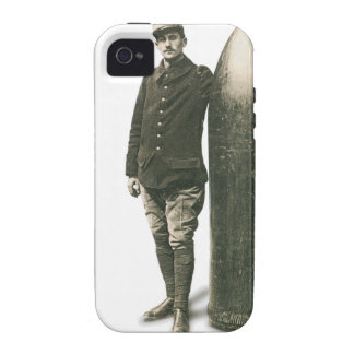 World War I Vibe iPhone 4 Covers