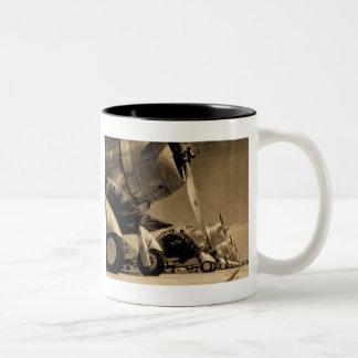 World War II Airplanes Douglas SBD Dauntlesses Mug