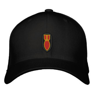World War II EOD Embroidered Hat