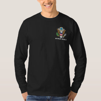 WORLD WAR II - EUROPEAN GROUND FORCES T-Shirt