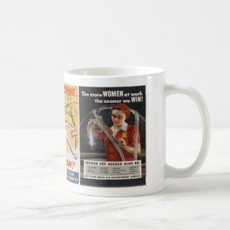 World War II Mugs