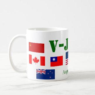 World War II*, V-JDay Mug