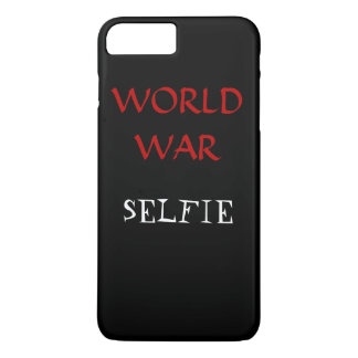 World War Selfie Iphone 7 case