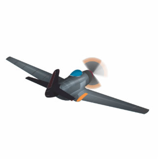 World War Two Aeroplanes Photo Cutouts