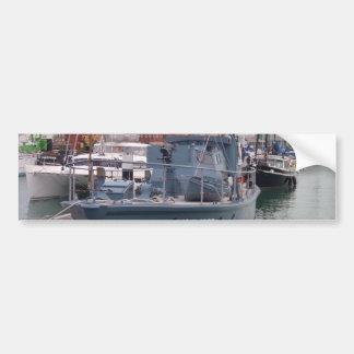 World War Two Patrol Boat Bumper Sticker