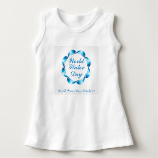 World water day March 22 Dress