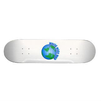 World Wide Web Skate Decks
