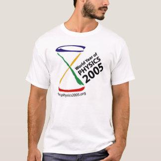 World Year of Physics 2005 T-Shirt